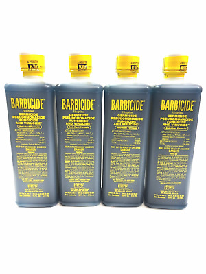 4X- Barbicide Hôpital Désinfectant Fongicide Germicide Virucide Anti Rust 473ml