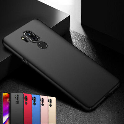 Slim Matte Shockproof Hard PC Protect Back Case Cover For LG G7 G4 G5 G6 K8 V20