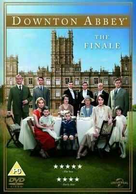 DOWNTON / DOWNTOWN ABBEY - The Finale TV Series DVD NEW / Sealed