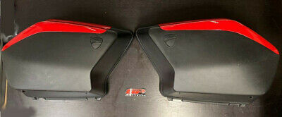 Ducati Multistrada 1200 2010-2014 Right & Left Covers for Panniers