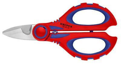 NEW Knipex 155mm Electricians Shears with Ferrule Crimp Area - 95 05 10 SB