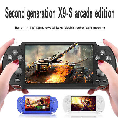 5.1'' 8GB Portable PSP Handheld Video Game Console 10000+ Games Built-In Camera