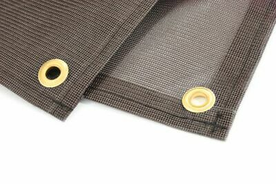51457 Rv Awning Shade Kit Brown