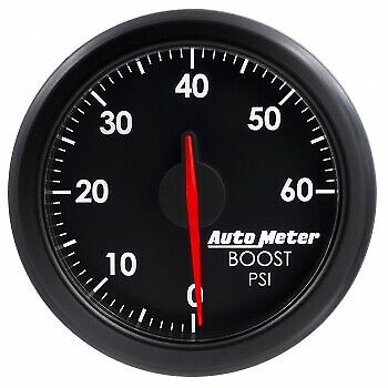 9160 T Autometer 9160 T Airdrive Boost Gauge