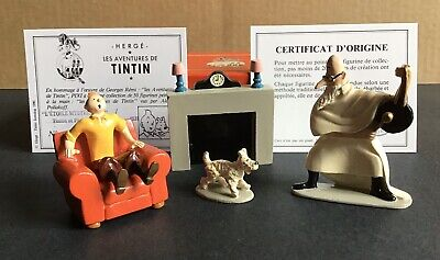 TINTIN and Cutts thestar mysterious 2250 ex. Pixi 1990 Ref 4531 PERFECT