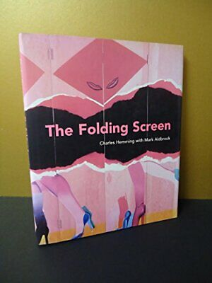FOLDING SCREEN (ROOM DIVIDERS) By Mark Aldbrook - Hardcover **Mint Condition**