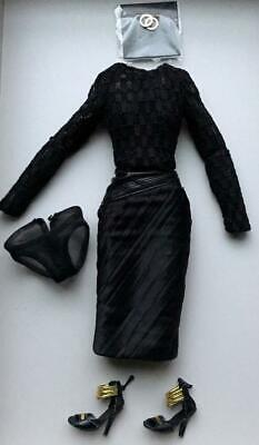 """16"""" Integrity Toys~Decisive Elsa Lin Complete Outfit~LE 200~No Doll~New"""
