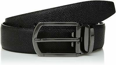 44 inches 175201-44 Rounded Buckle 1.75-inch Plain Garrison Belt