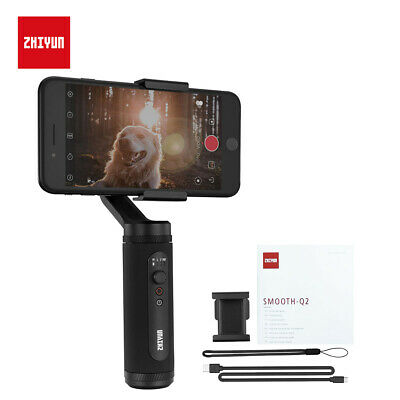 Zhiyun SMOOTH Q2 3-Axis Handheld Smartphone Gimbal Stabilizer for iPhone Android