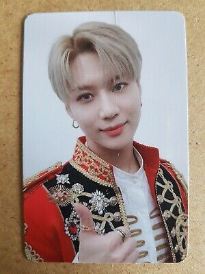 SUPERM TAEMIN #2 KOREA Ver Official PHOTOCARD 1st Album SUPERM: 태민 SHINEE