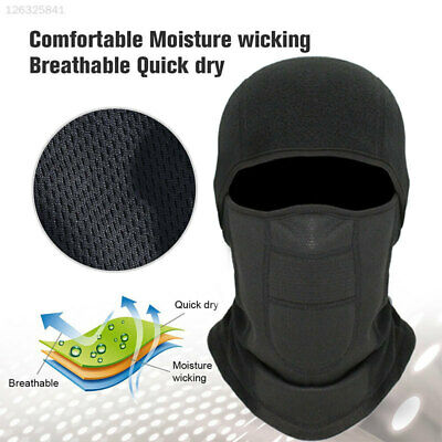 5CEB Black Warm Windproof Mask Motorcycle Windproof Mask Windproof Mask