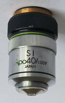 Olympus Microscope SI Apo 40 Objective (Silicone Oil) For BH & CH Series