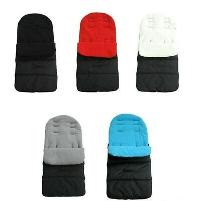 Windproof Baby Stroller Foot Muff Buggy Pushchair Pram Foot Cover Winter Newly