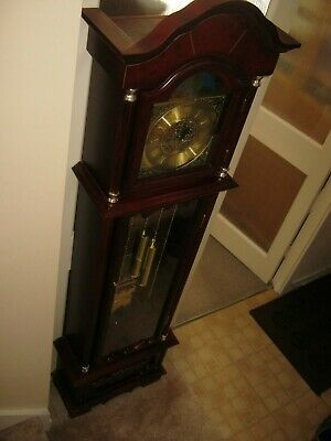 Grandmother Clock Westminster Chimes (collection only)
