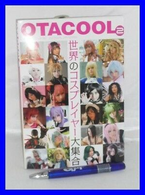 Libro OTACOOL Parte 2 COSPLAY World Cosplayers OTAKU JAPANESE Manga Anime