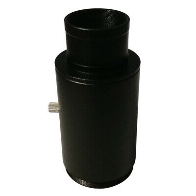 "1.25"" Extension Tube Sleeve Eyepiece Telescope Mount Adapter for DSLR Camera"