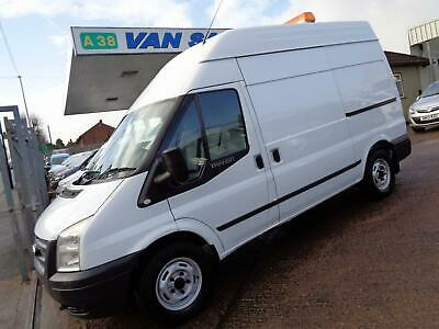 2012 Ford Transit T350 Mwb Utility Van With Winton Pto Compressor And Generator