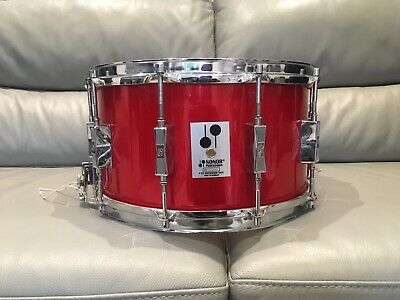 Hilite Chrome Double Lug for snare #74524753 Mint!