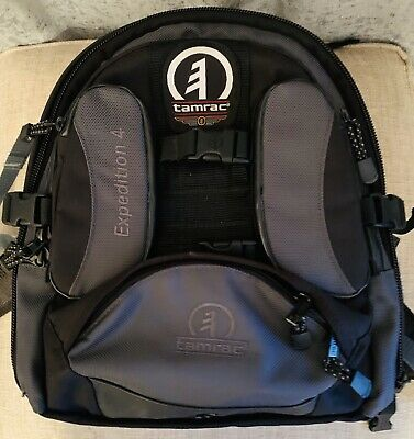 Tamrac Expedition 4x S.A.S Camera Case Bag Backpack. Excellent Condition