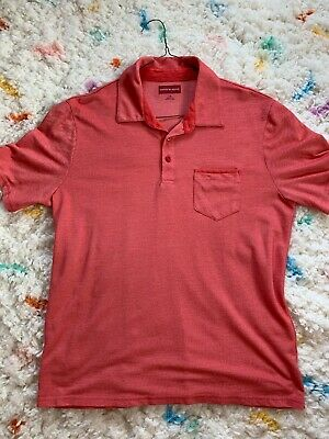 Saks Fifth Avenue Red Label Polo Shirt Size Large