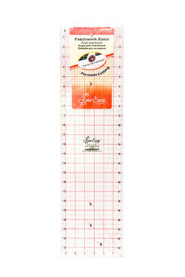 Sew Easy NL4188 | Acrylic Patchwork Ruler | 24 x 6½in | Quilting