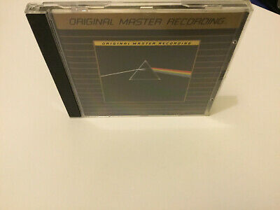 Pink Floyd ‎– Dark Side Of The Moon MFSL 24K GOLD CD