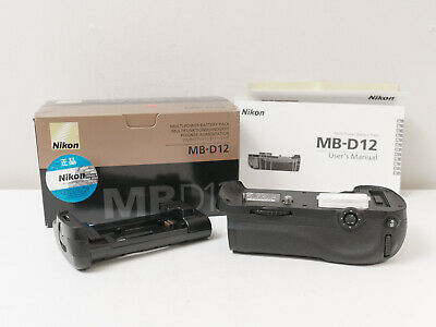 Genuine Nikon MB-D12 Battery Grip for D800 D800E D810 Cameras ~$210 with code