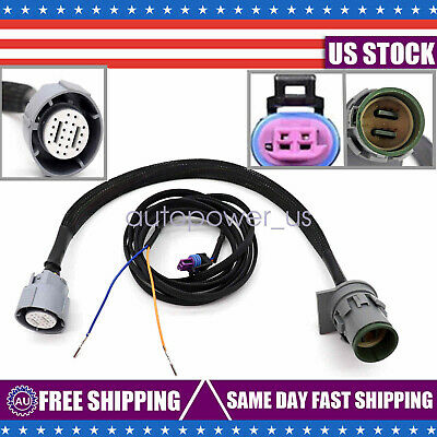 "Transmission Wire Adapter Harness 4L60E to 4L80E 18"" with VSS LS1 LM7 LQ4 5.3"