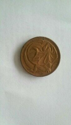 1973 Australian Circulated 2 Cent  Coin