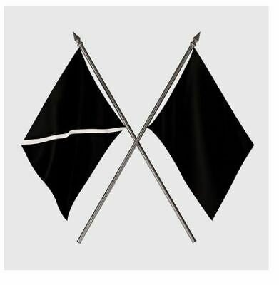 EXO Album Vol.6 [OBSESSION] 2Ver Set CD+POSTER+PhotoBook+Photo Card K-POP SEALED