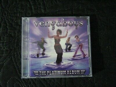 Vengaboys - The platinum album CD - Free Shipping!