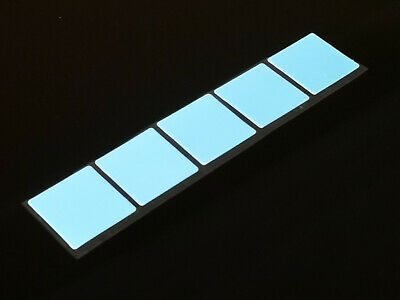 5x 3M 8810  Heat Sink Thermal Conductive Adhesive Transfer Tape 25x25mm