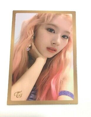 TWICE 8th Mini Album SANA Feel Special Official Photocard SANA KPOP 001