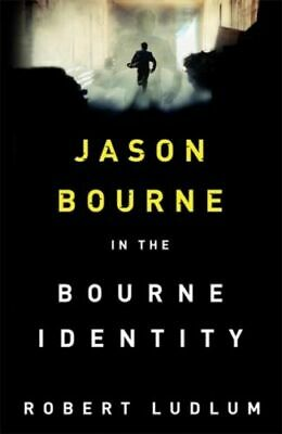 Bourne Identity, Ludlum Robert IT
