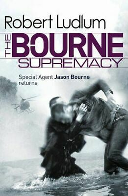 Bourne Supremacy, Ludlum Robert IT