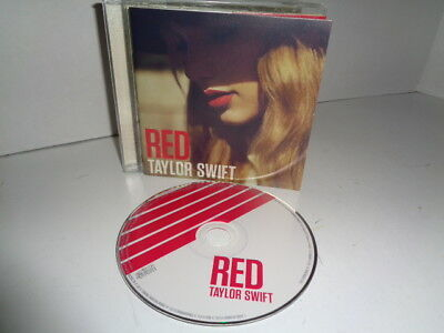 Taylor Swift, Red, CD Play Tested, Great Sound