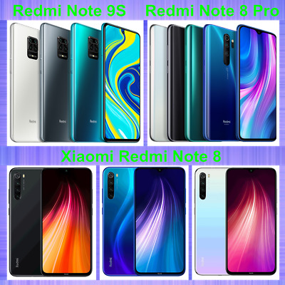 Xiaomi Redmi Note 8 Pro Octa Core 32GB/64GB/128GB Redmi Note 8 Global SmartPhone