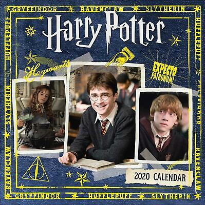Harry Potter 2020 Official Square Wall Calendar