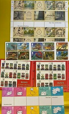 FV £35: 50 1st class DISCOUNTED Mint MNH with gum Stamps CHEAP GB Postage [#A30]