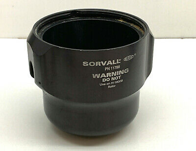 Lot of (4) Sorvall 11788 Centrifuge Rotor Swing Bucket