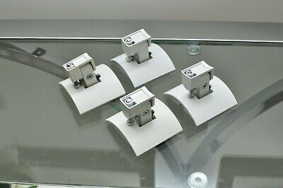 Bose White UB-20 wall / ceiling Brackets. 4X Brackets. excellent condition