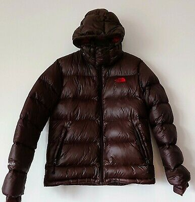 Limited Edition Women's North Face 800 PURPLE Down Jacket Size: Large (L)