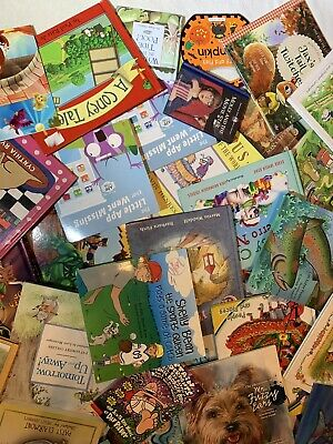 New Childrens Bedtime Books - LOT OF 20 - Story time  Books- Paperback Hardcover