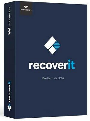 Wondershare Recoverit 8.2 (Latest) For Mac - LIFETIME ACTIVATION