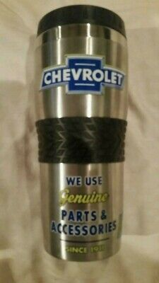 Chevrolet  Stainless Steel Metal Cup And Magnet