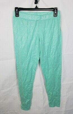 Justice Leggings pants athletic activewear girls size 16/18