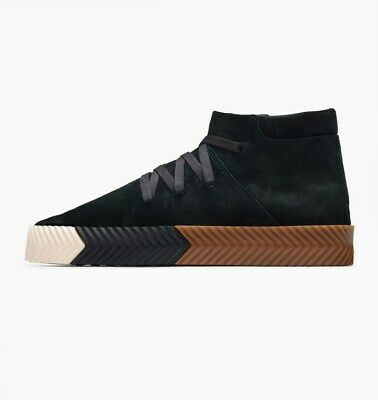 ADIDAS AW SKATE Mid Alexander Wang Green Night Core Black