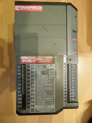 Emerson FX-490 Drive unit with PCM-1 front panel. Working stripout.