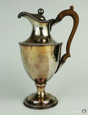 Small GEORGE III OLD SHEFFIELD PLATE JUG / PITCHER c1780