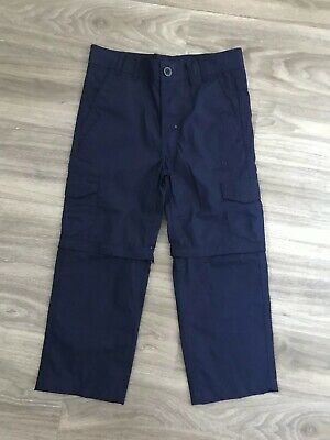 HiGear Girls blue outdoor Trousers Age 5-6yrs